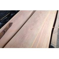 American Pink Cherry Crown Cut Veneer With Clean Grain Manufactures