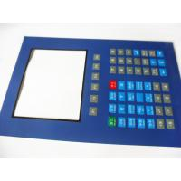 Quality Customized Printing LED Waterproof Membrane Switch With Touch Panel for sale