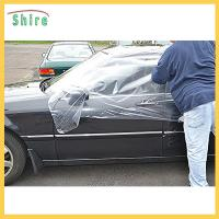 Self - Adhesive Windshield Collision Wrap Automotive Collision Wrap Film 3 Ft X 100 Ft Manufactures