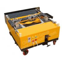 Thickness Of Plaster is 0.3-30mm  ZB800-4A Wall Sand Plastering Machine For Wall Manufactures