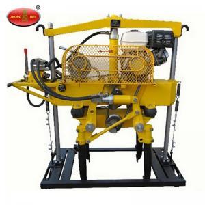 China 5-6Mpa Railway Ballast Tamper 9.5kw GX390  Petrol Engine Rail Tamping Machine on sale