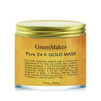 Anti Wrinkle Face Mask , 24k Gold Essence Peel Off Face Mask For Blackheads Manufactures