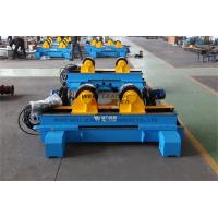 Hydraulic Conventional Welding Rotator For Welding Tank Vessel Boiler Fabrication Manufactures