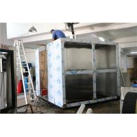 SUS#304 Stainless Steel Walk In Stability Chamber Humidity Control Cabinet Room