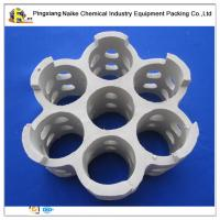 China light ceramic combination tower packing ring for washing benzene and ammonia on sale