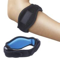 Running / Jumpers Compression Elbow Support Brace , Elbow Strap For Tennis Elbow Manufactures