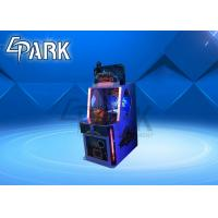 Amusement Park Shooting Arcade Machines / Coin Operated Game Machine Manufactures