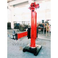 Fix Column And Boom Welding Manipulators Light Duty For 1500mm Diameter Manufactures