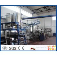 50T/H Mango Processing Unit Mango Processing Line With Drum Filling Machine Manufactures