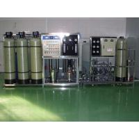 China 4000 LPH 0.2 - 0.3Mpa EDI RO Water Purification Plant SS 316 Materail CE Approved on sale