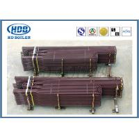 Buy cheap Seamless Superheater And Reheater Heat Exchanger Fin Tube For CFB Boiler from wholesalers