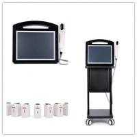 11 Lines Shots Hifu Medical Equipment 4d Hifu Wrinkle Removal With 15'' Color Touch Screen Manufactures