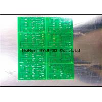 ROHS Single Sided PCB , Printed Circuit Board Manufacturing OSP Surface Finished Manufactures