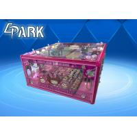 Multi-language Coin Operated Simulator Toy Claw Machine for Supermarket Manufactures
