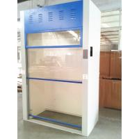 All Steel Laboratory Fuming Cabinet Walk-in Fume Cupboard CE certificated Floor Mounted Lab Fume Hood