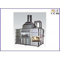 Fire Resistance Test Apparatus , Hose / Pipe Testing Machine FTP II Res A 753 Manufactures