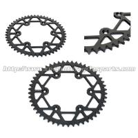 Quality Self Cleaning Dirt Bike Sprockets 520 Motorcycle Chain Sprocket Honda CR CRF 125 250 for sale