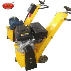 Road Machinery YMSM-250 Gasoline Engine Asphalt Road Cold Milling Machine Manufactures