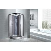 Convenient Comfort Bathroom Shower Cabins With 4MM Light Grey 663C Back Panel Manufactures