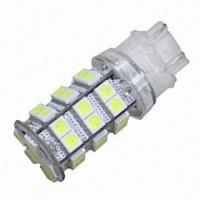420lm 5 Watt 3157 Wedge Led Backup Light Bulbs Cool White LED Tail Light 360 Degree Manufactures