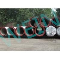 Steam Supply Jacking Concrete Lined Ductile Iron Pipe Environmental Friendly Manufactures