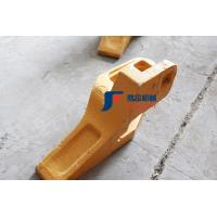 China 1U0257 CAT Bucket Teeth / Adapter , CAT Spare Parts For Wheel Loader on sale