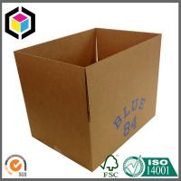 Double Wall 5 Layers Corrugated Cardboard Carton Packaging Box with Custom Print Manufactures