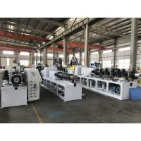 Buy cheap UPVC / PVC Profile Extrusion Line For Door / Window 220V / 380V Input from wholesalers