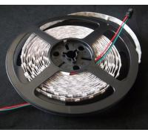 5V DC RGB 5050 Digital LED strip light ws2812 inside led Manufactures