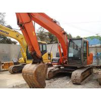 Good Working Condition Second Hand Construction Equipment Hitachi ZX120 Manufactures