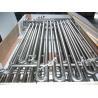 Buy cheap Titanium heat exchanger for salt water pool and titanium heat exchanger for sea water from wholesalers