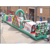 Army Obstacle Course Inflatable Obstacle Course Manufactures
