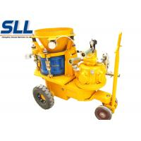 Air Motor Dry Mix Concrete Spraying Equipment Manufactures