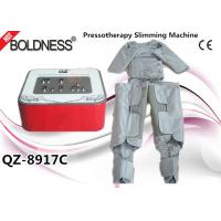 Body Shaping Air Pressure Pressotherapy Slimming Machine To Improve Varix Manufactures