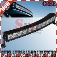21INCH 100W Curved CREE LED Light Bar Combo Off Road 4x4 for Truck Tractor LED Light Bar Manufactures
