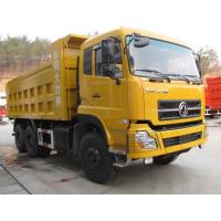 Dongfeng brand new 10 wheels right hand drive 375hp dump truck/tipper truck Manufactures