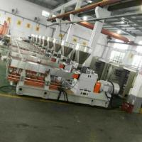 High Capacity Custom Plastic Extrusion Machine , One Year Warranty Manufactures