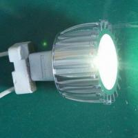 LED Projection Light/Spotlight Bulb with Projection Distance Ranging from 0.5 to 3m Manufactures