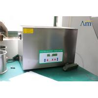 Buy cheap Ss Professional Ultrasonic Cleaner Production Process Cleaning For Lab And from wholesalers