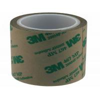 High Temperature 3M 467mp Transfer Double Sided Acrylic Adhesive Tape For Industrial Application Manufactures