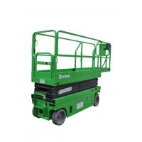 6m Platform Height Self Propelled Scissor Lift with  Extension Platform Manufactures