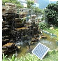China 2250W'/2.25kw solar panel 52-88m lift solar water pumping, AC solar pump system on sale