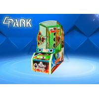 Commercial Basketball Arcade Game / Indoor Basketball Arcade Machines Coin Operated Manufactures