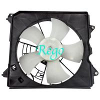 Partslink No.HO3115142 Honda Accord Replacement Radiator Fan Assembly Manufactures