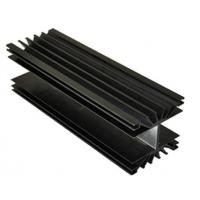 Customized Anodize Aluminum Heatsink Extrusion Profile For Window And Door Manufactures