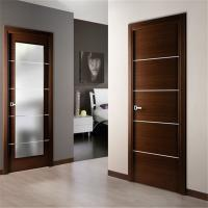 Front Entrance Wood Composite Door Different Color Plastic Composite Frame Manufactures