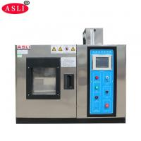 Electronics Mini Desktop Tempearture Humidity Test Chamber With CE Certification Manufactures