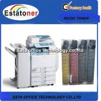 Color MPC3000E Ricoh Aficio Toner Black MPC2500 W / O Chip Japan Toner Powder Manufactures