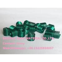 Stainless steel color coating of wire threaded inserts and screw thread coils with high quality and best price Manufactures