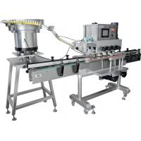 LIENM Factory automatic high speed screw capping machine Manufactures